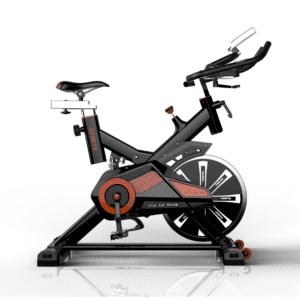 """*במלאי* אופני ספינינג STK PRO-Sort X1 –  גלגל תנופה 15 ק""""ג + צג דיגיטלי"""